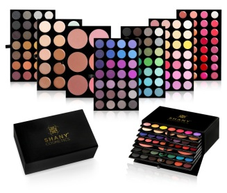 SHANY Masterpiece 7 Layer Makeup Kit